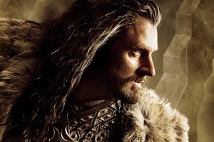 Richard Armitage as Thorin Oakenshield in The Hobbit Trilogy.