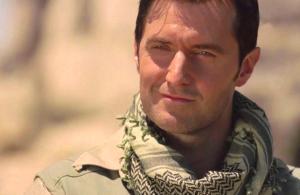 Richard Armitage as John Porter in Chris Ryan's Strike Back (UK), aka Strike Back: Origins (US).