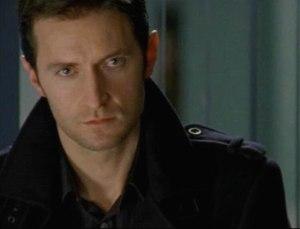 Richard Armitage as Lucas North in Spooks (UK) aka MI5 (US).