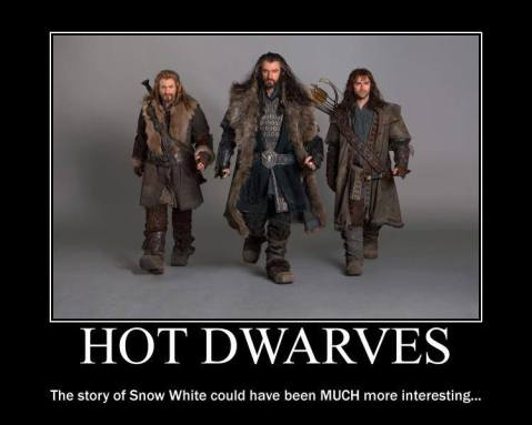 It's time for a Middle-earth Snow White remake!