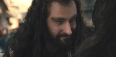 Looks like Thorin thinks the idea of a gathering of RArmy troops all across the globe is a cool idea. (Special thanks to Armitage Army @ Richard Armitage Central for the screen-cap.)