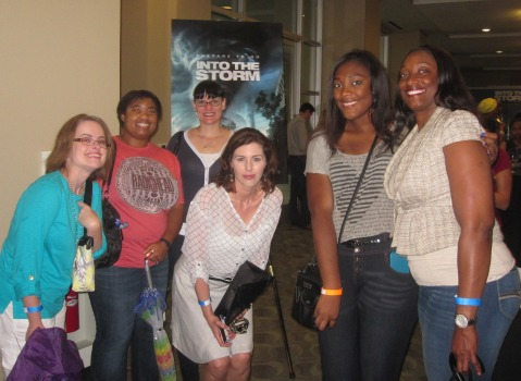 Some of the Richard Armitage US Atlanta Screening Squad