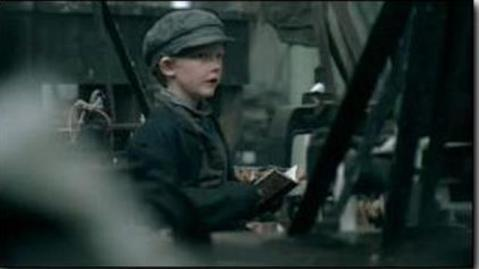 Little Tommy Boucher (Spencer Wild), such an endearing character!