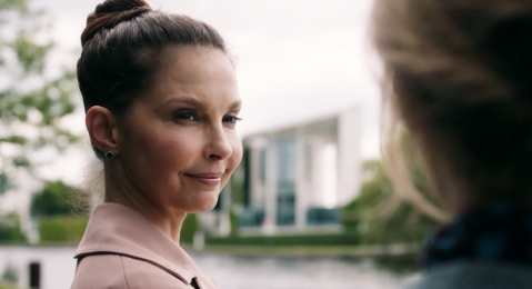 Ashley Judd as BB Yates, the new Berlin Station Chief.