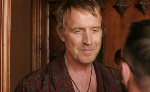 And, burying the lead... OR saving the best for last: Rhys Ifans as Hector DeJean. Welcome back!